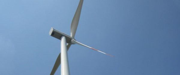 Az ALTEO Group VESTAS V90 típusú, 2 MW villamos teljesítményű pápakovácsi szélerőműve.