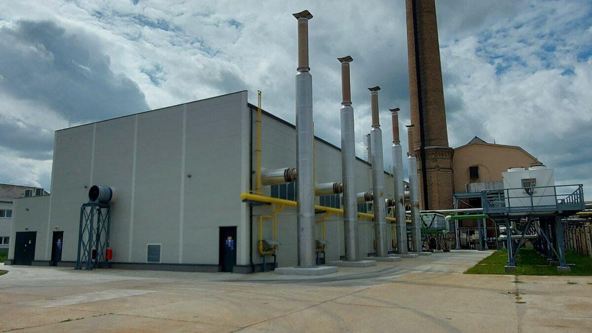 A Győri erőmű jelenlegi energiatermelő kapacitása 12 MW villamos és 114 MW hő teljesítmény.