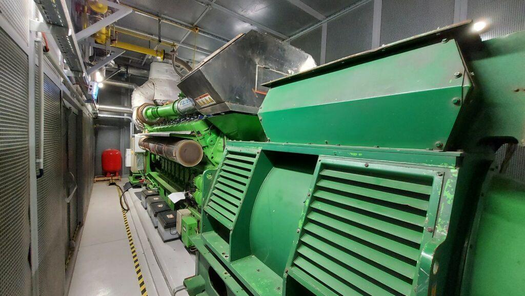 A Győri erőmű az Audi Hungária Motor Kft. hőenergiával történő ellátását is biztosítja.