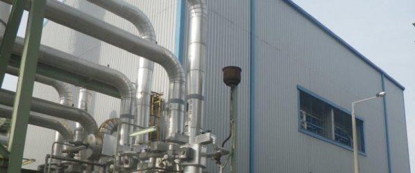 Kazincbarcikai BorsodChem gőzkazán fejlesztése, hosszú távú üzemeltetése és karbantartása