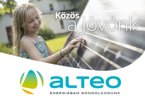 Revival of ALTEO brand</br>September, 2017