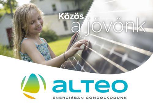 Revival of ALTEO brand</br>September, 2017