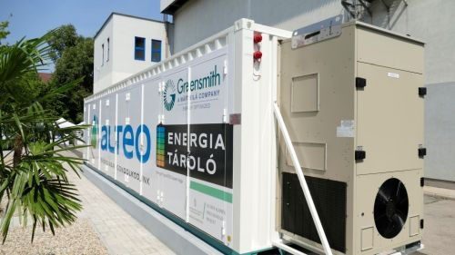 Energy storage facility has started its test run</br>13 August 2018