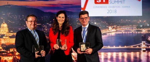2018-ban Ifj. Chikán Attila kapta a BEST Award 2018 Energy Executive of the Year díjat.