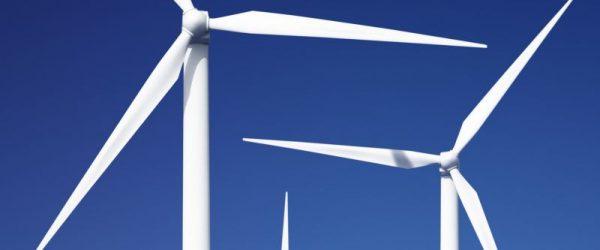 A toronyból áll, 25 megawatt összteljesítménnyel rendelkező bőnyi szélerőműve.