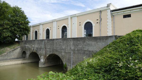 A több mint 100 éves Gibárti Vízerőmű rekonstrukciója</br>2019.08.02.