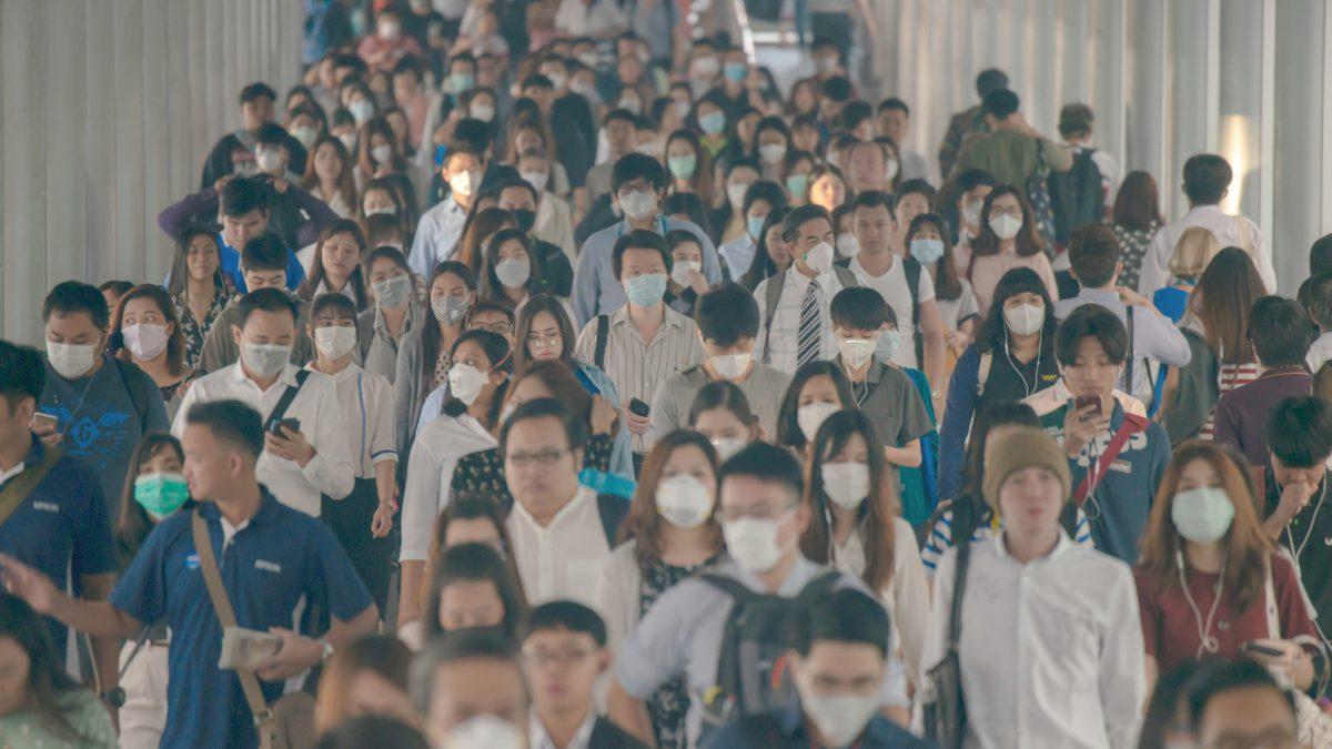 A koronavírus, amely a klímaváltozás elleni harcot is a partvonalra szorítja