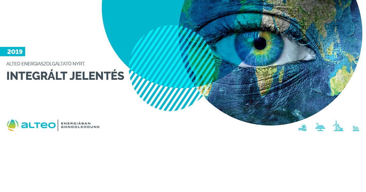 ALTEO Integrált Jelentés 2020