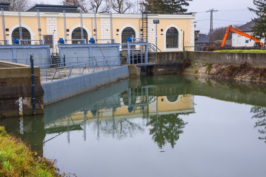 The Gibárti Hydroelectric Power Plant has been renewed