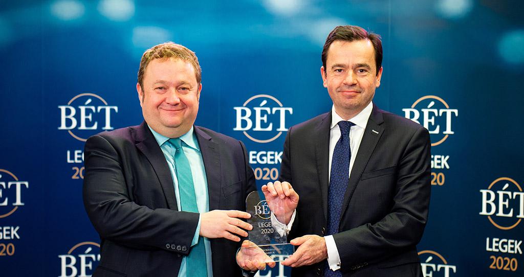 "BSE ""Growth Bond Program Issuer Award"" received!"