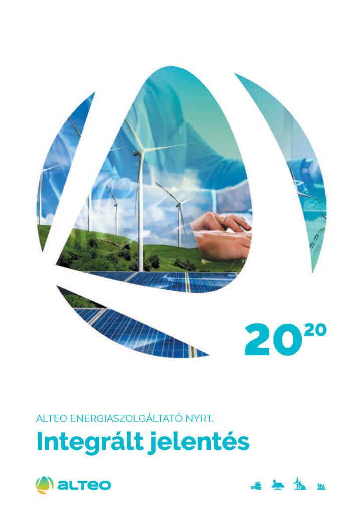 Elkészült az ALTEO harmadik Integrált Jelentése